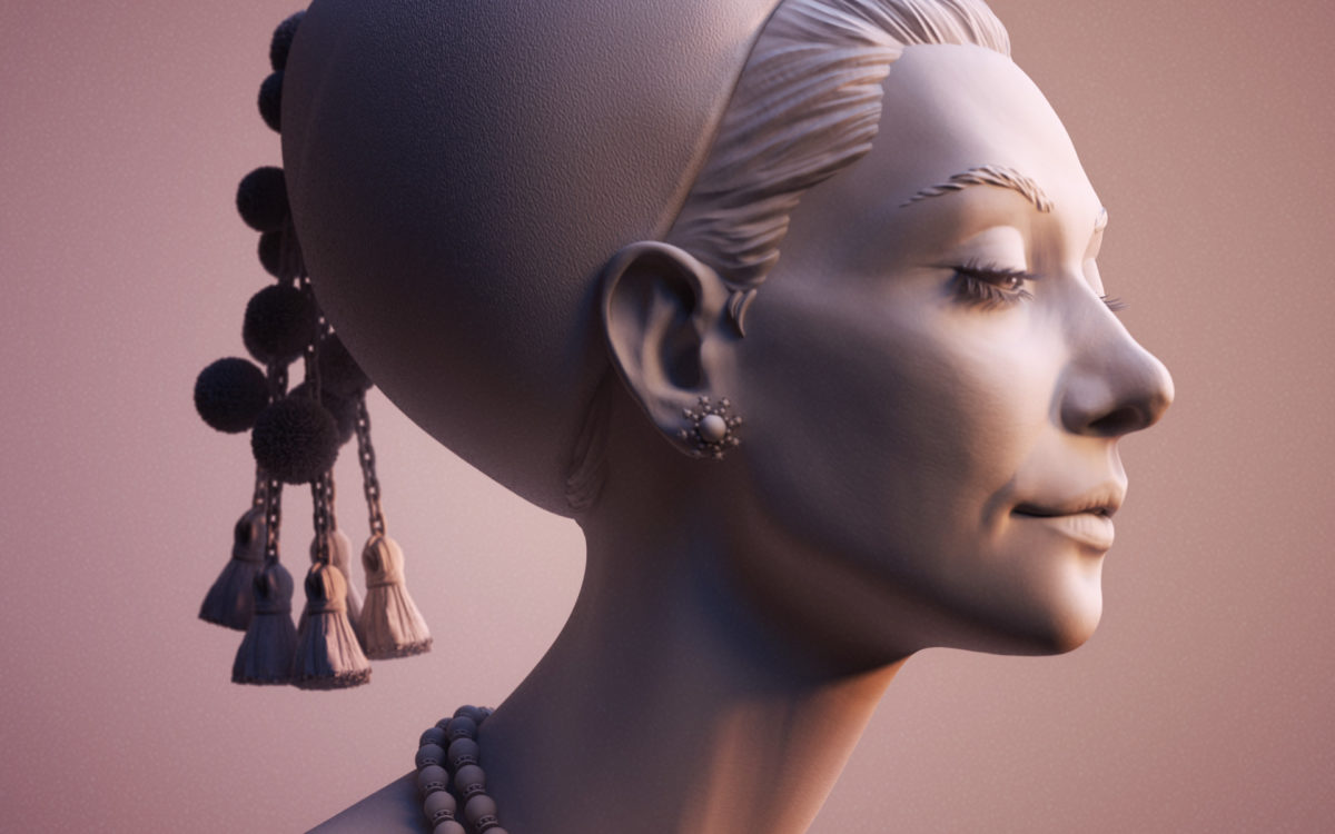 Woman Sculpt by Anna Schmelzer