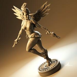 Miniature Sculpt by Anna Schmelzer