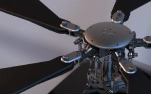 Blender hardops modeling of RFC helicopter parts Anna Schmelzer